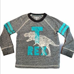 ✨3 for $30✨FREE W PURCHASE 2T Boys Dino Tee Shirt